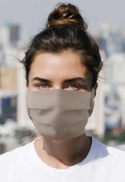 Máscara de Proteção em Tecido 100% Algodão